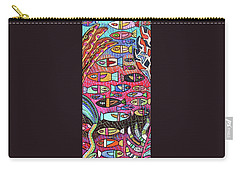 Santa Catalina Island Reef  Carry-all Pouch