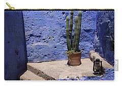 Santa Catalina Monastery Carry-all Pouch by Aidan Moran