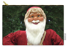 Santa Claus Weihnachtsmann Carry-all Pouch