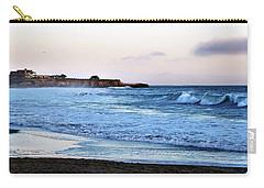 Santa Cruz Bay Waves Carry-all Pouch