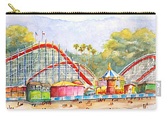 Santa Cruz Beach Boardwalk Carry-all Pouch