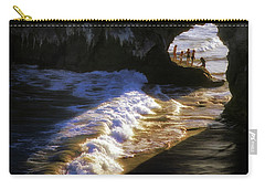 Santa Cruz 'bridge' California Coastline Carry-all Pouch