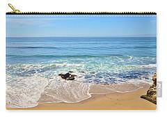 Santa Cruz Private Beach Carry-all Pouch