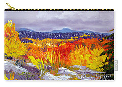 Santa Fe Aspens Series 1 Of 8 Carry-all Pouch
