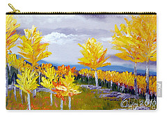 Santa Fe Aspens Series 3 Of 8 Carry-all Pouch