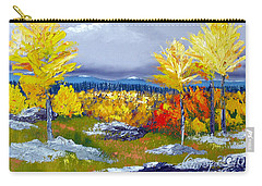 Santa Fe Aspens Series 5 Of 8 Carry-all Pouch