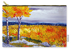 Santa Fe Aspens Series 7 Of 8 Carry-all Pouch