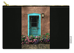 Santa Fe Door #1 Carry-all Pouch