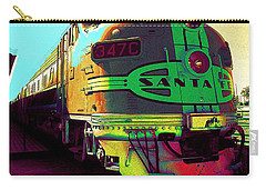 Santa Fe Railroad New Mexico Carry-all Pouch
