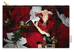 Santa Fling Carry-all Pouch