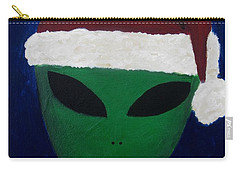 Santa Hat Carry-all Pouch