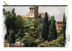 Santa Maria De La Alhambra Carry-all Pouch