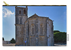 Santa Maria Do Carmo Church In Lourinha. Portugal Carry-all Pouch
