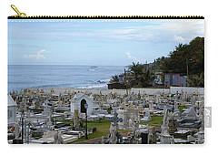 Santa Maria Magdalena De Pazzis Cemetery, Old San Juan Carry-all Pouch