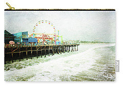 Santa Monica Pier Carry-all Pouch