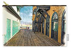 Santa Monica Pier Ver 3 Carry-all Pouch