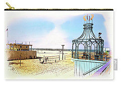 Santa Monica Pier Ver1  Carry-all Pouch