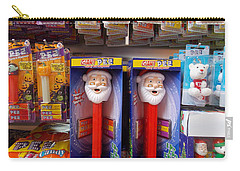 Santa Pez Carry-all Pouch