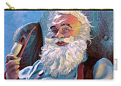 Santa Rests Carry-all Pouch