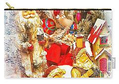 Santa Scene 1 Carry-all Pouch