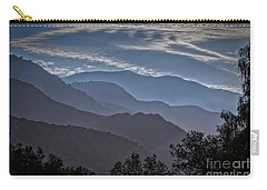 Santa Ynez Mountains Carry-all Pouch