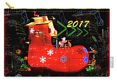 Santa's Magic Stocking Carry-all Pouch