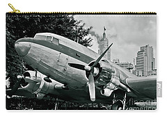 Classic Aircraft Douglas Dc-3 Carry-all Pouch