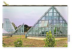 Saolariums At San Antonio Botanical Gardens Carry-all Pouch
