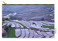 Sapa Rice Paddies Carry-all Pouch