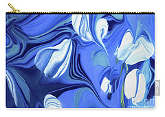 Sapphire Dreams Carry-all Pouch
