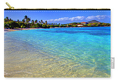 Sapphire Glow Carry-all Pouch by Scott Mahon