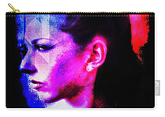 Sarah 2 Carry-all Pouch by Mark Baranowski