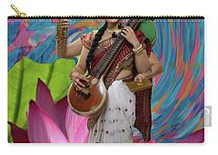 Saraswati Carry-all Pouch by David Clanton
