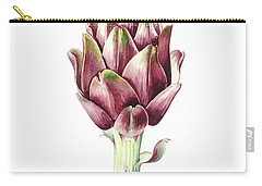 Sardinian Artichoke Carry-all Pouch by Alison Cooper