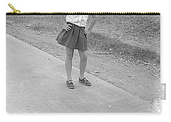Sassy Girl, 1971 Carry-all Pouch