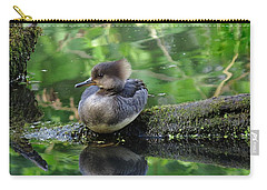 Sassy Girl Carry-all Pouch by I'ina Van Lawick