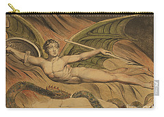 Satan Exulting Over Eve, 1795  Carry-all Pouch