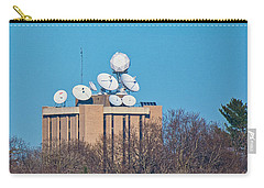 Satellite Dishes - Madison - Wisconsin Carry-all Pouch