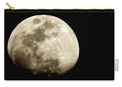 Satellite Serenade  Carry-all Pouch by Paulo Guimaraes