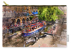 Saturday Afternoon At Camden Lock Carry-all Pouch