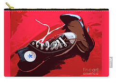 Living In Converse Saturday Night. Carry-all Pouch