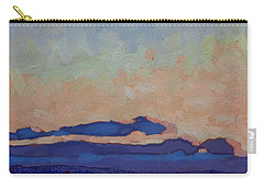 Saturday Stratocumulus Sunset Carry-all Pouch
