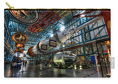 Saturn 5 Carry-all Pouch