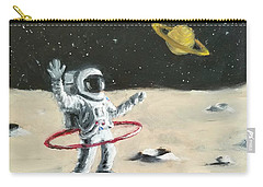 Saturn Ring Carry-all Pouch