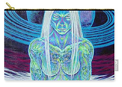 Saturn Sister Carry-all Pouch