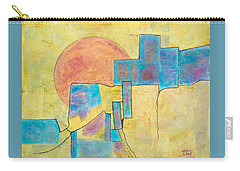 Sausalito Carry-all Pouch by Nancy Jolley