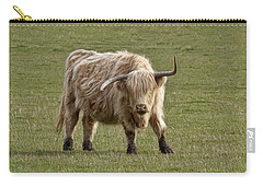 Sauvie Island Cow Carry-all Pouch