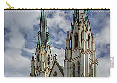 Savannah Historic Cathedral Carry-all Pouch