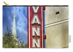 Savannah Landmarks Carry-all Pouch