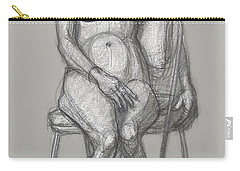 Savannah Seated #1 Carry-all Pouch